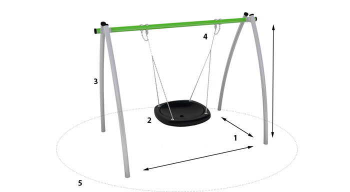 playground swings buying guide